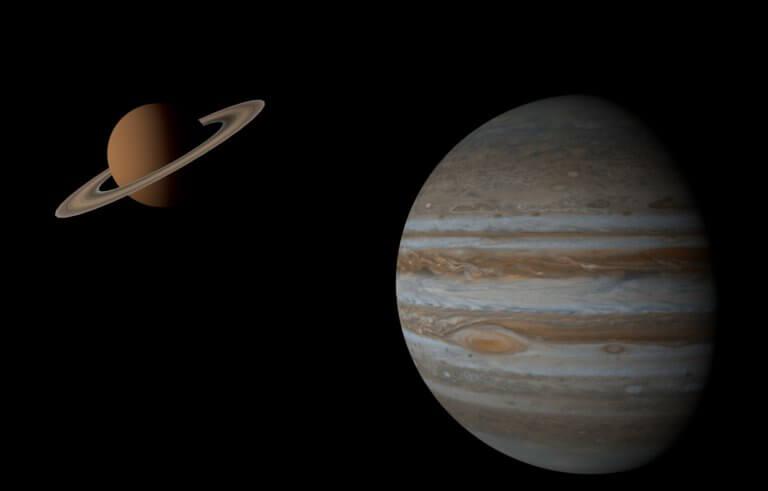 木星と土星の会合・グレートコンジャンクション
